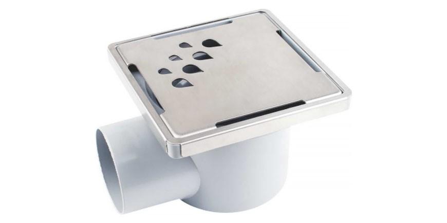 Дизайнерски сифони с клапа и PVC основа