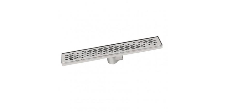 Луксозни лентови сифони с основа PPR, алуминий, неръждаема стомана